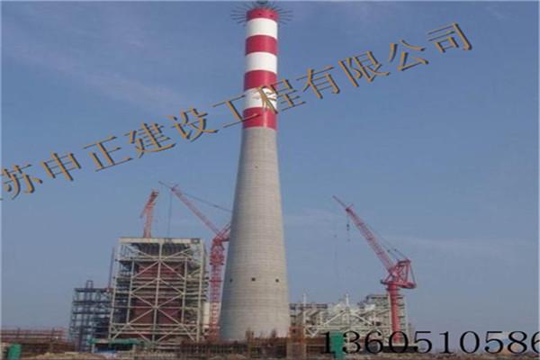 高空烟囱防腐